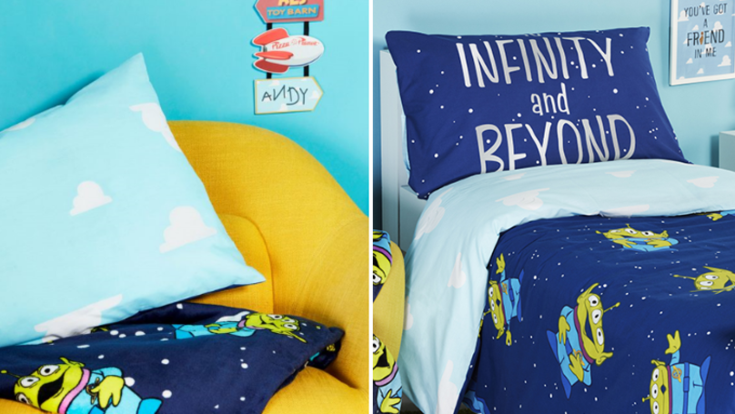 Primark's New Toy Story Range Will Take You To Infinity And Beyond