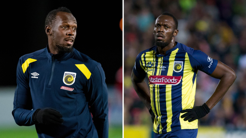 Former Liverpool Player Slams Usain Bolt For Playing Football
