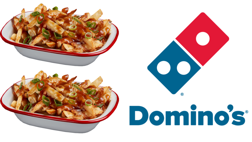 Domino's Is Selling Cheesy Chips And Gravy