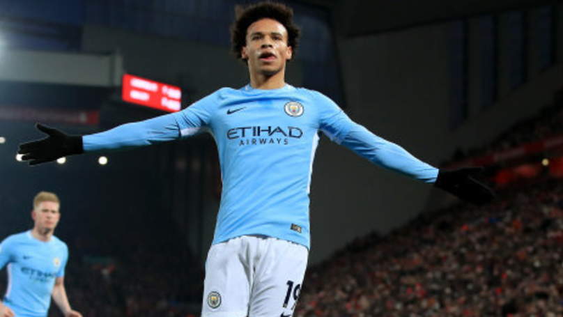 Leroy Sane Named PFA 2018 Young Player Of The Year