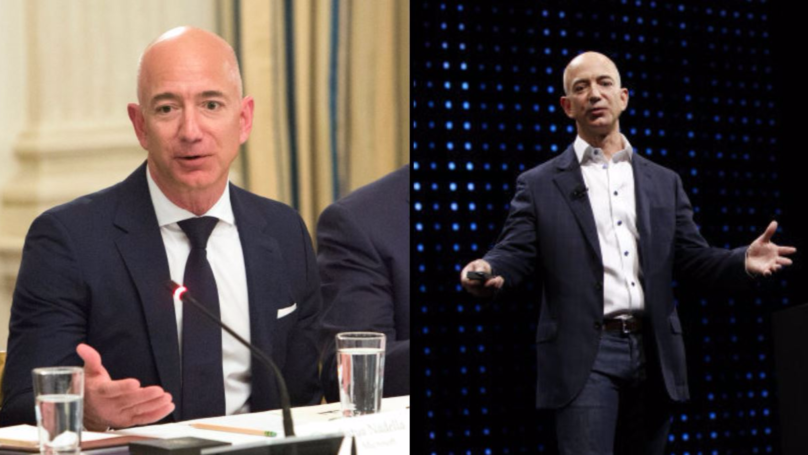 Jeff Bezos Is Now Worth £100 Billion After Amazon Black Friday Sales