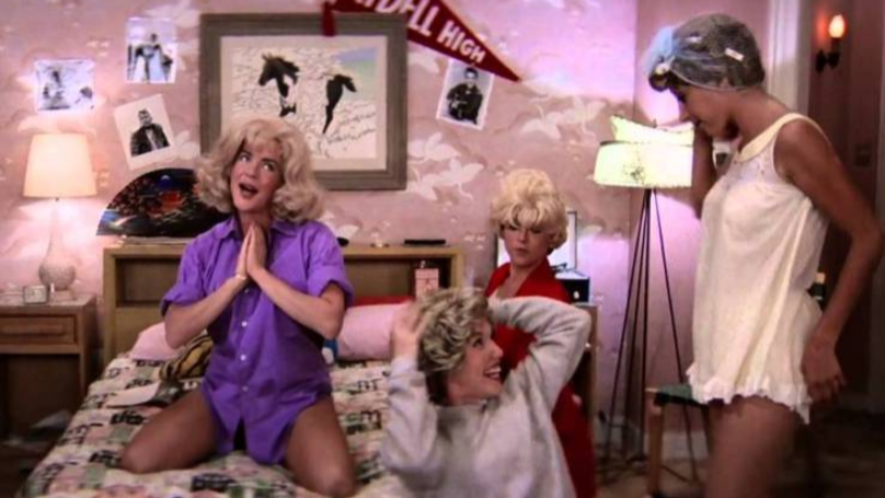 The Ultimate Grease Sleepover Is Coming To The UK