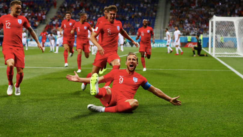 Harry Kane Last Minute Goal Gives England A 2-1 Win