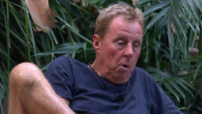 Viewers Grimace As Bug Gets Stuck In Harry Redknapp's Ear On 'I'm A Celeb'