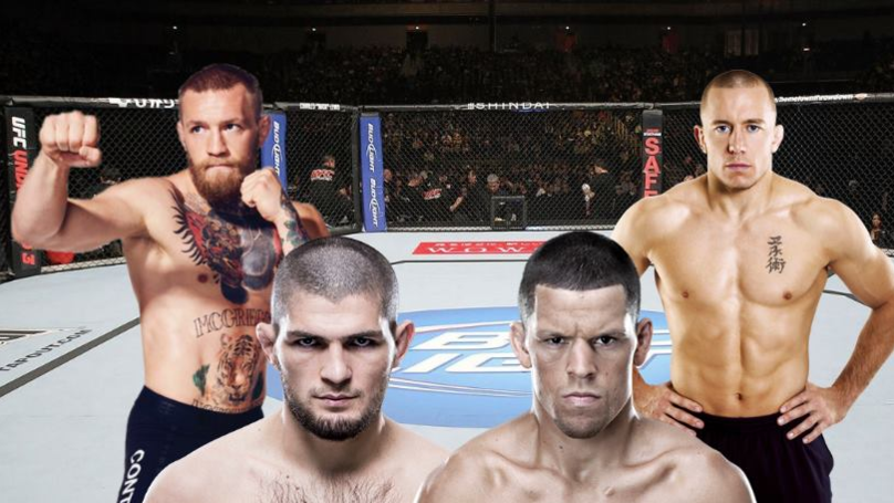 UFC Want To Plan Tournament Featuring Conor McGregor, Nate Diaz, Khabib and GSP