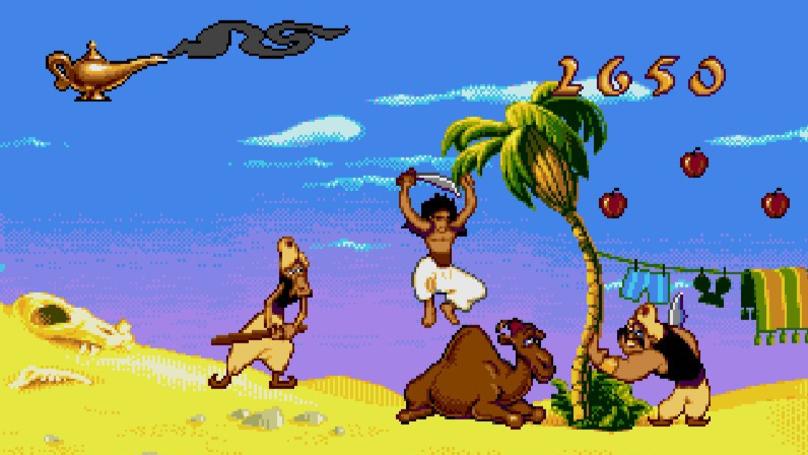 'Disney's Aladdin' Made A Cartoon Come To Life Like Games Had Never Seen