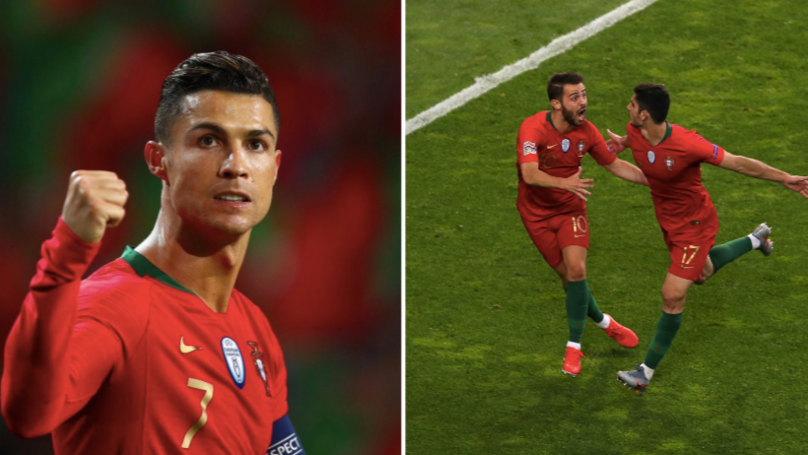 Portugal Win The First UEFA Nations League