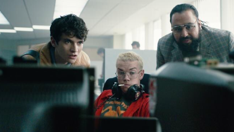 Cast Of First Black Mirror Movie 'Bandersnatch' Confirmed In New Photo