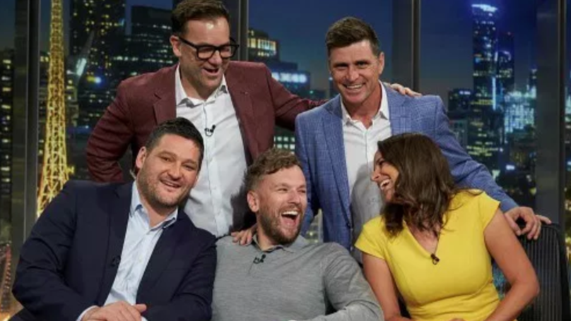 Channel 9 Axes The Footy Show After 26 Years On The Air