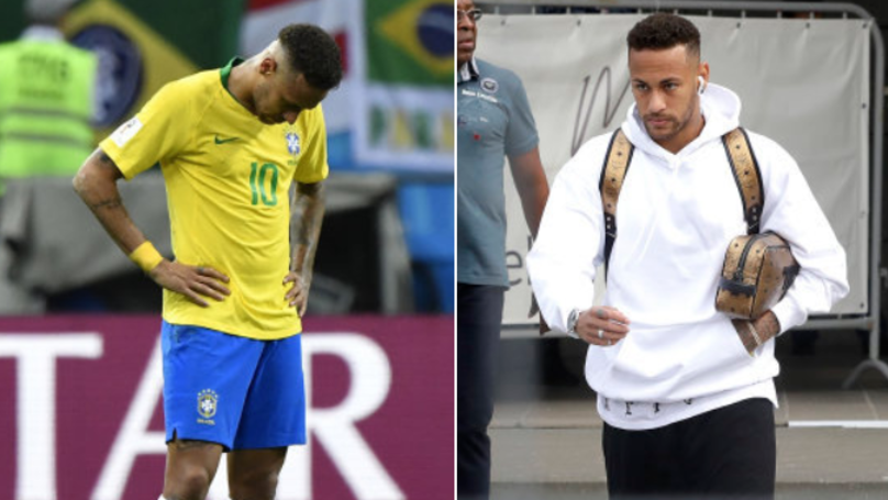 Neymar Breaks Silence On Brazil's World Cup Exit, Issues Emotional Message