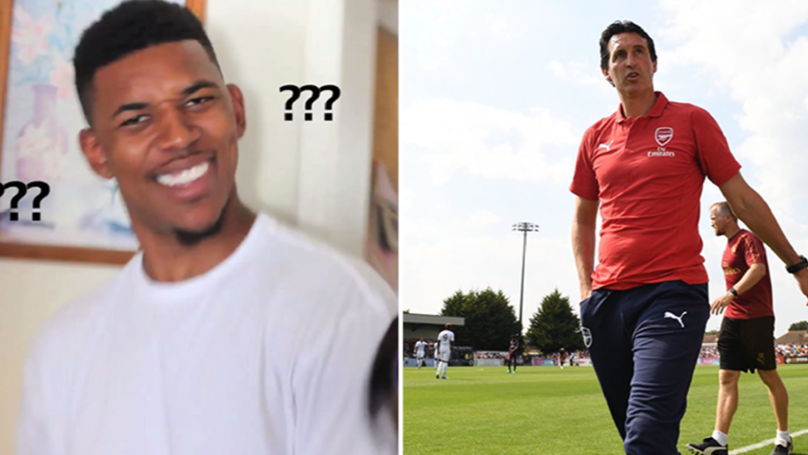 Unai Emery's Sixth Summer Signing Has Seriously Confused Arsenal Fans