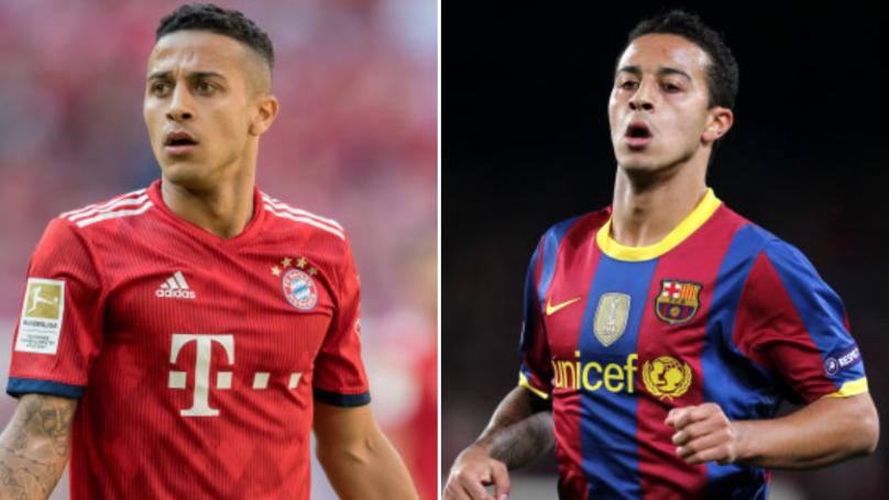 How Barcelona Can Sign Thiago From Bayern Munich For Just £44 Million