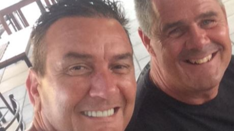 Gogglebox Star Shares Picture Of The 'Love Of His Life' After 25 Years Together
