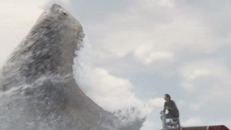 Trailer For Jason Statham's $150 Million Shark Film Has Been Released