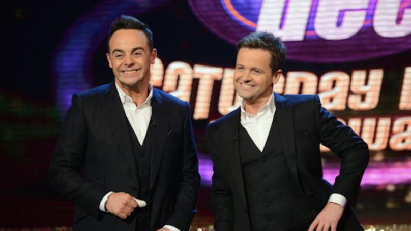 Ant McPartlin Reveals He Has ADHD
