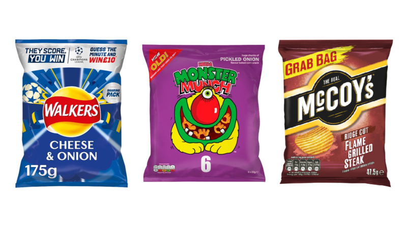 Viewers Furious At Channel 5's 'Britain's Favourite Crisps'