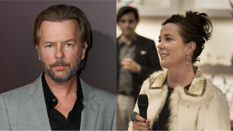 David Spade Speaks Out About Death Of Sister-In-Law Kate Spade
