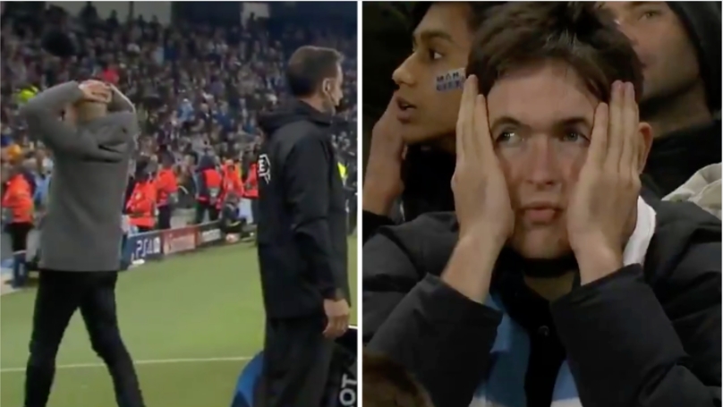 """Manchester City Tweeted """"It's History!"""" Before Goal Was Ruled Out By VAR"""