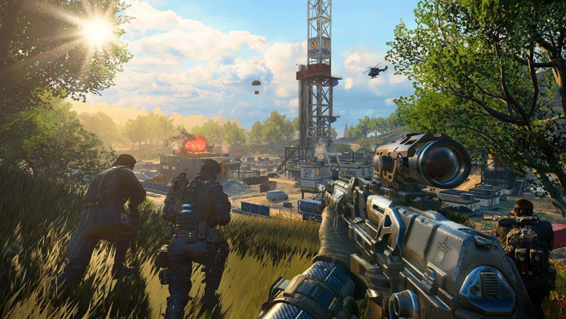 'Call of Duty: Black Ops 4' Blackout 7-Day Trial Starts This Week
