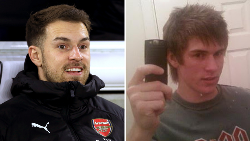 Aaron Ramsey's Bebo Page Is The Best Thing You Will Read Today