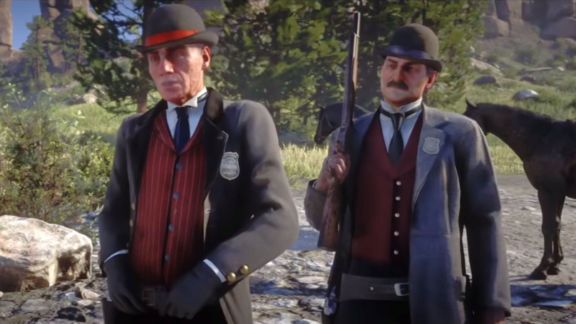 Pinkerton Withdraws Its Complaint Against 'Red Dead Redemption 2'