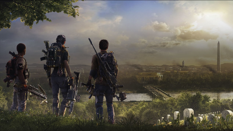 'The Division 2' Private Beta Available Now For Pre-Orders And The Born Lucky