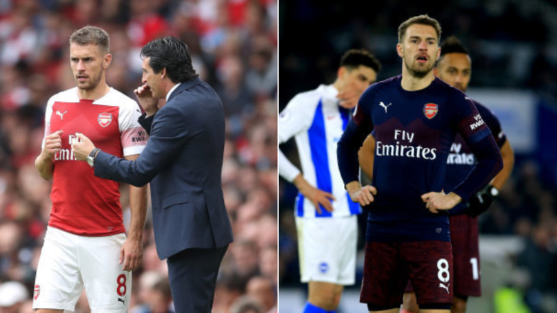Arsenal On The Verge Of Replacing Aaron Ramsey, Fans Are Fuming