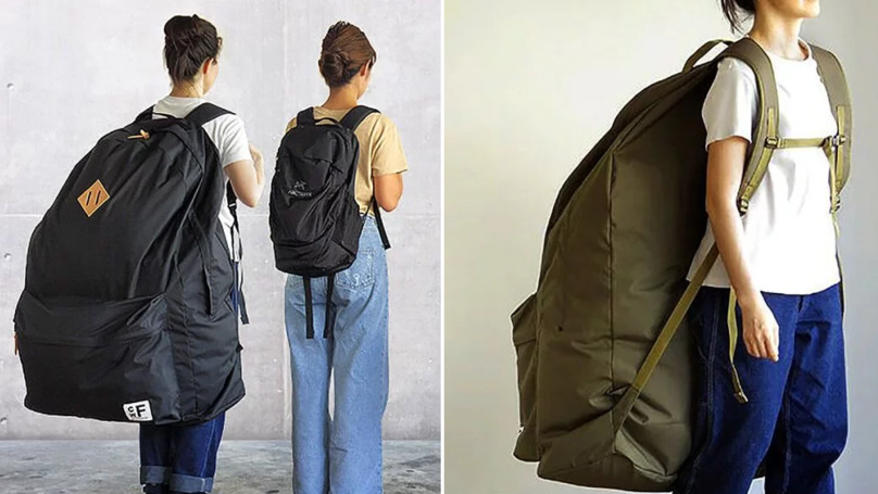 Giant Backpacks Are The Most Bizarre Trend Entering 2019