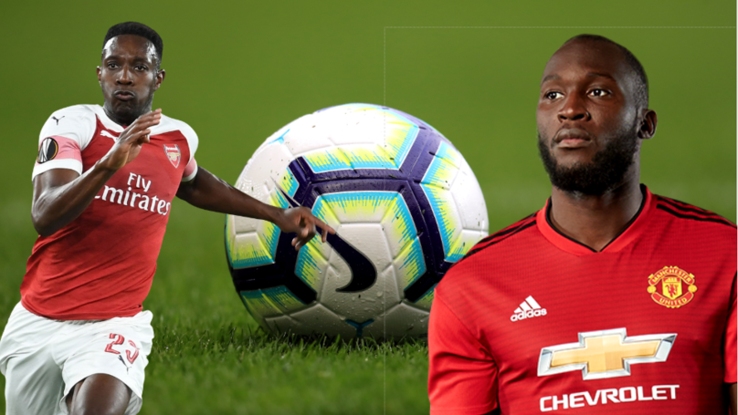 Danny Welbeck Has Scored More Goals Than Romelu Lukaku This Season, Despite Playing 700 Minutes Less