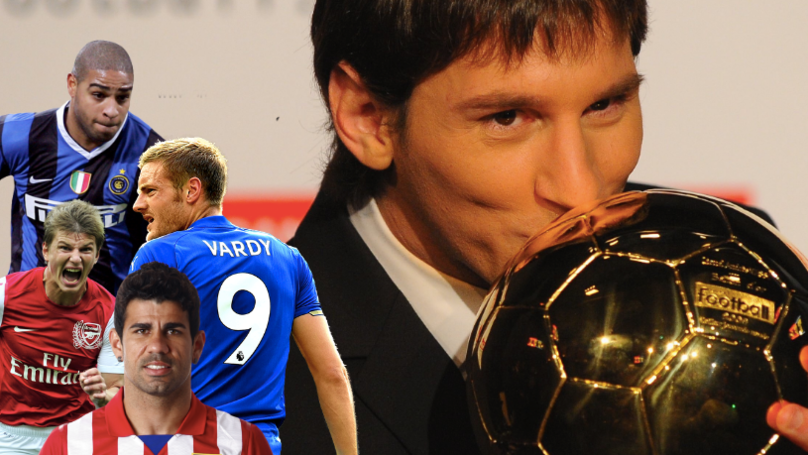 The Top 15 'Best Players' From Every Ballon d'Or Since 2005