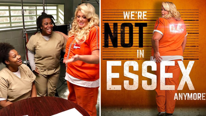 Twitter Can't Get Over Gemma Collins' Orange Is The New Black Cameo