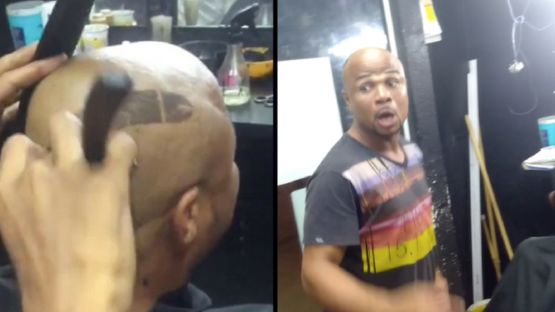 Barber Cuts Penis Into Customer's Hair After He Asked For 'Something Different'