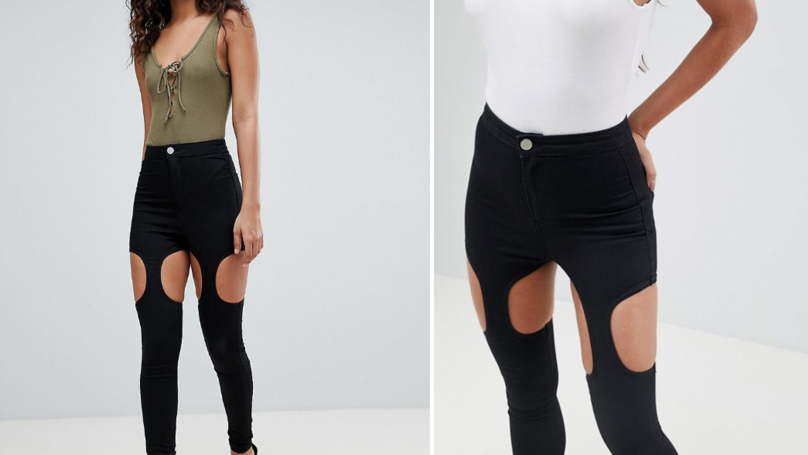 ASOS Is Selling Cut-Out Jeans That Will Give You Chub Rub