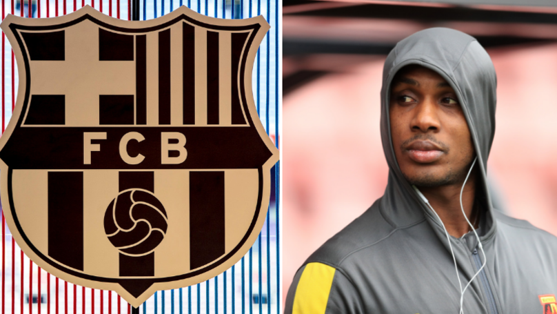Odion Ighalo Reveals He Turned Down Barcelona For First Team Football