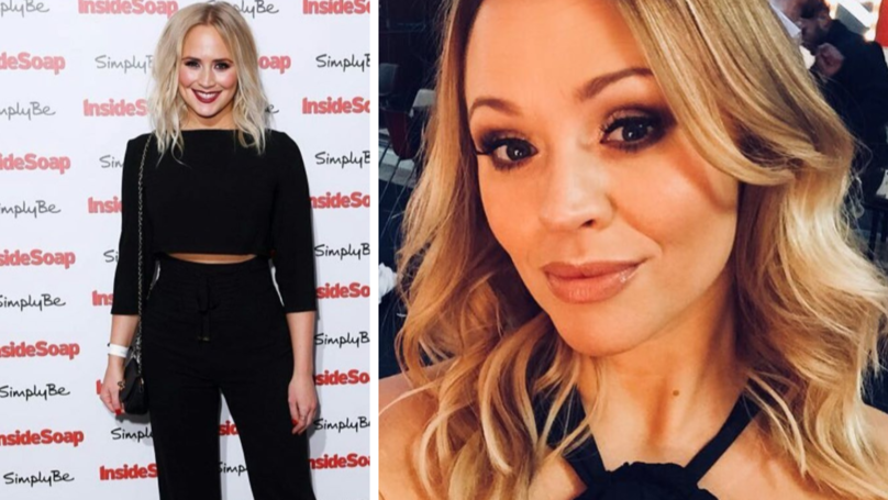 Emmerdale Actress Amy Walsh's Sister Is Girls Aloud's Kimberley Walsh