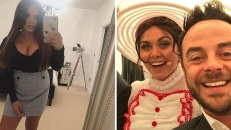 Scarlett Moffatt Responds To Rumours About Ant McPartlin Photo