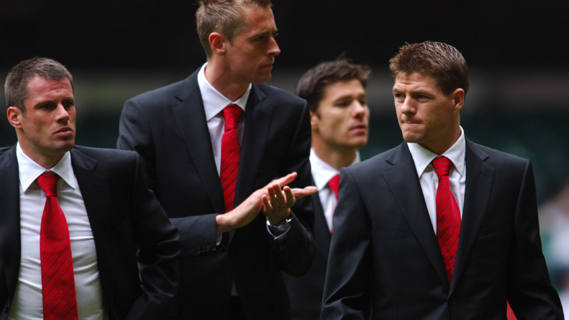 Peter Crouch Reveals Awkward Incident Between Him And Xabi Alonso At Liverpool