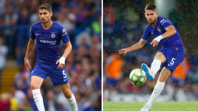 ​Chelsea New Boy Jorginho Talks Maurizio Sarri, His Mum And His Nonchalant Penalties​