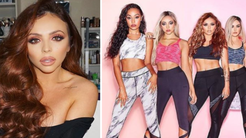 Little Mix's Jesy Nelson Apparently Wants To Launch Hollywood Career