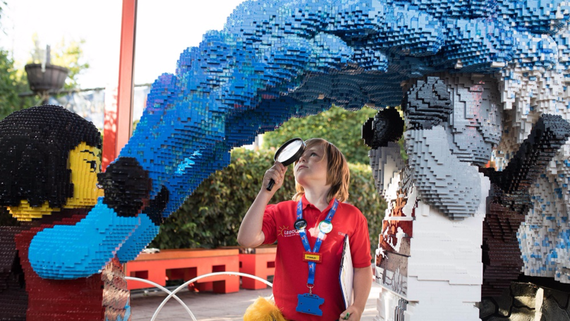 Legoland Treats Six-Year-Old To Work Experience After He Applies For Dream Job