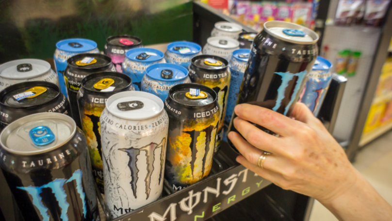 Asda And Aldi Banning The Sale Of Energy Drinks To Under-16s