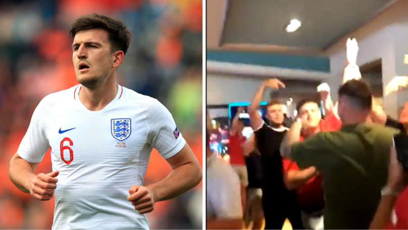 Manchester United Fans Have Already Got A New Chant For Harry Maguire