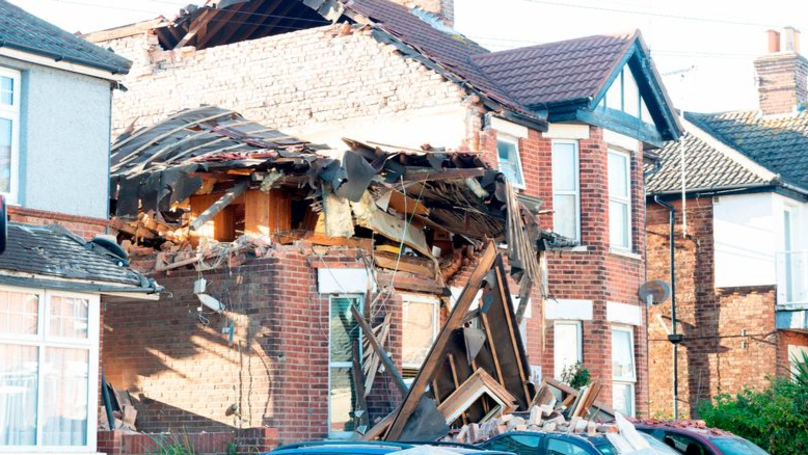 Man Blows Up House While Inside With Ex-Wife To Stop Her Getting It