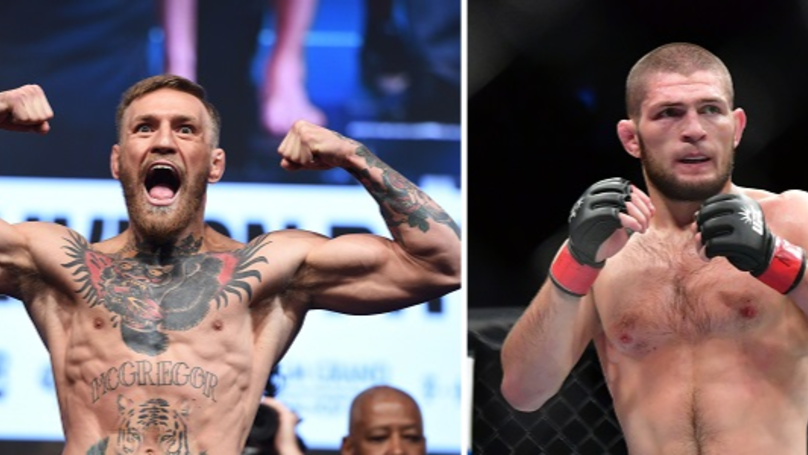 Dana White Says 'Conor McGregor Is Next For Khabib Nurmagomedov'