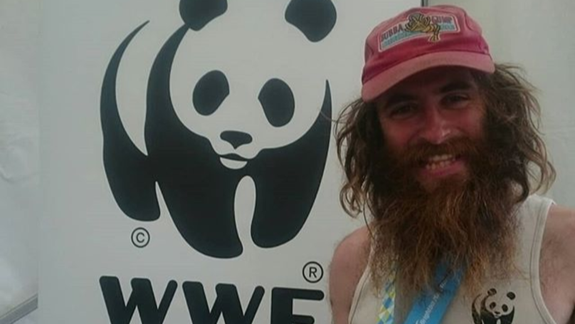 Meet The Real-Life Forrest Gump Running In This Year's London Marathon
