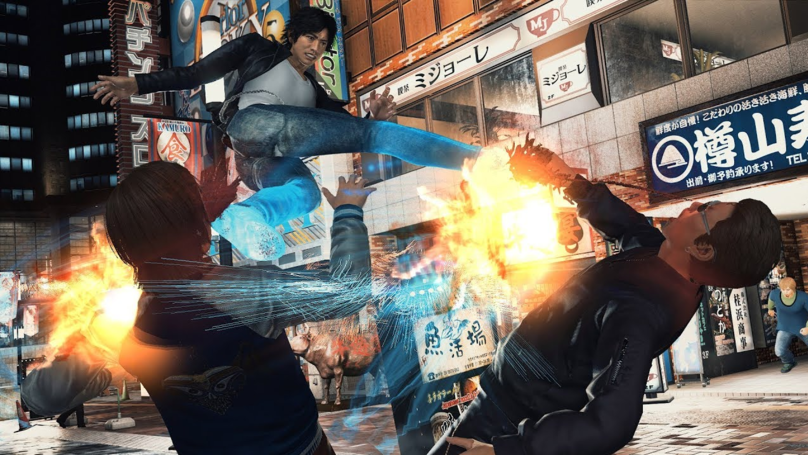 ​SEGA's 'Judge Eyes' Renamed 'Judgment' For The West, Releases Summer 2019