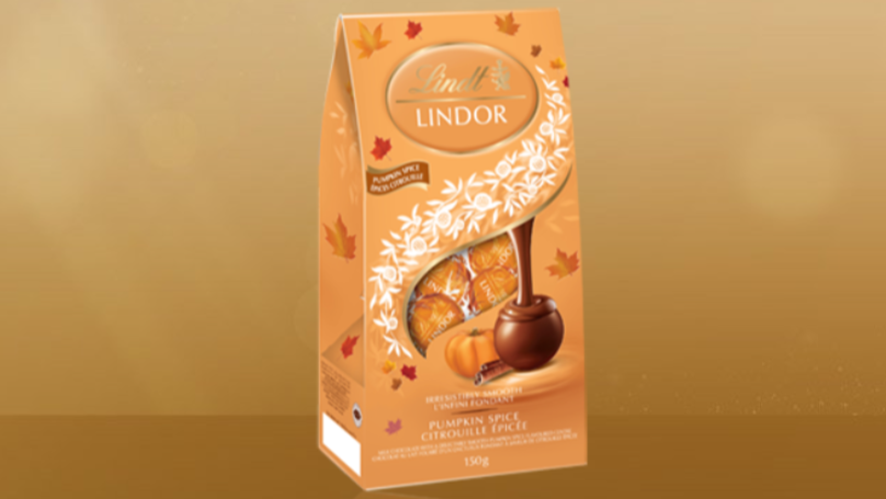 Lindt's Now Selling Pumpkin Spice Truffles And People Don't Know What To Think