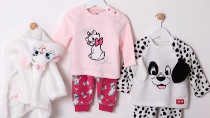 Primark's Selling The Sweetest 101 Dalmatians And Aristocats Babywear