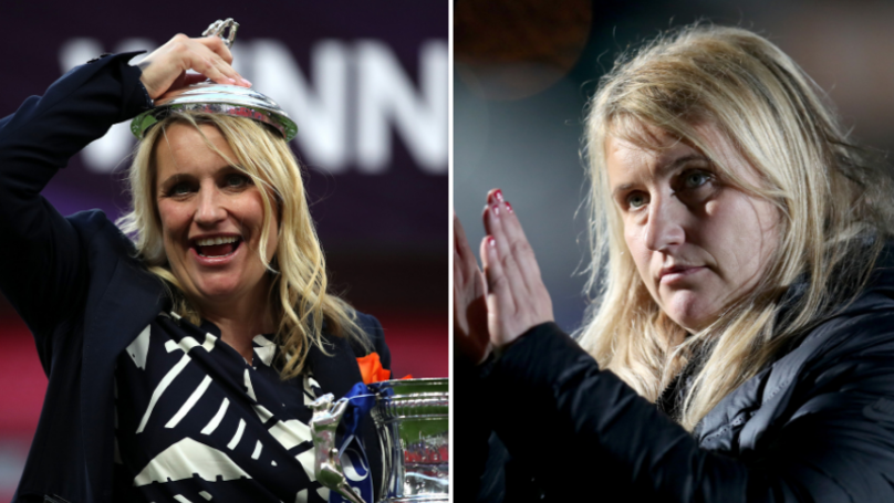 Fans React To The Idea Of Emma Hayes Managing Chelsea's Men's Team