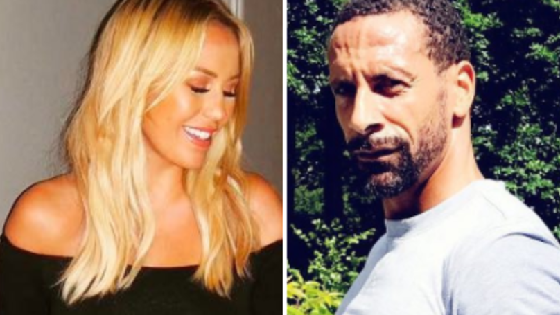Rio Ferdinand Speaks Out About Kate Wright For The First Time